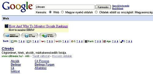 Google Sitleink
