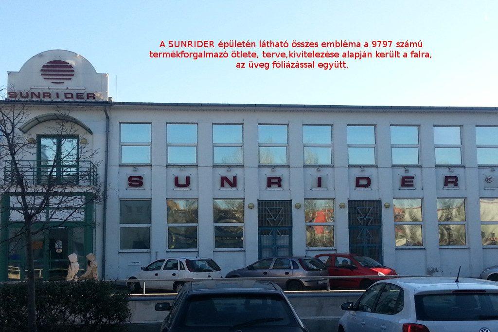 Sunrider Hungary Váci út 99.